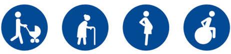icone accès à mobilité réduite