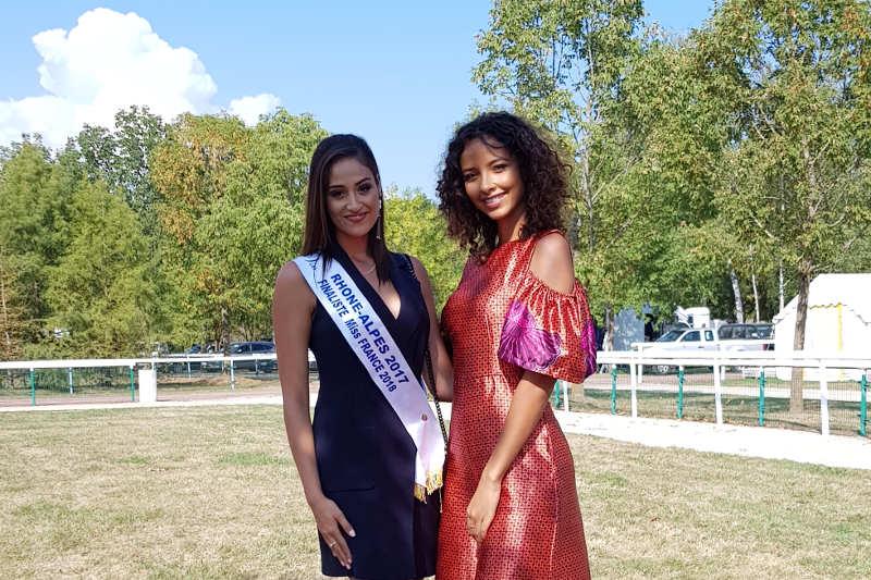 miss France 2014 et miss rhône-alpes 2017